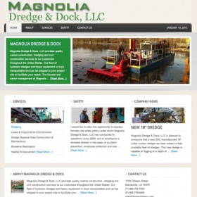 Magnolia Dredge & Dock, LLC
