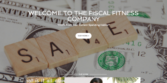 The Fiscal Fitness Company – Profit From Your Current Spending Habits-1